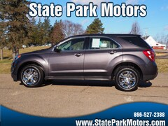 All used cars, trucks, and SUVs 2016 Chevrolet Equinox 4x2 LS SUV for sale near you in Wintersville, OH