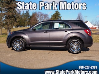 Used cars, trucks, and SUVs 2016 Chevrolet Equinox 4x2 LS SUV 172432 for sale near you in Wintersville, OH