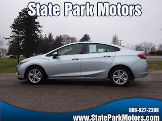 Used cars, trucks, and SUVs 2017 Chevrolet Cruze LT Auto Sedan 554913 for sale near you in Wintersville, OH