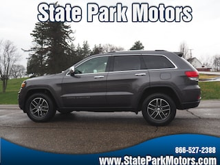 Used cars, trucks, and SUVs 2017 Jeep Grand Cherokee 4X4 Limited SUV 604274 for sale near you in Wintersville, OH