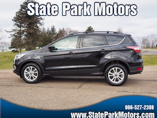 Used cars, trucks, and SUVs 2017 Ford Escape AWD SE SUV C85743 for sale near you in Wintersville, OH