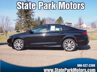 Used cars, trucks, and SUVs 2016 Chrysler 200 S Sedan 134210 for sale near you in Wintersville, OH