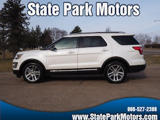 Used cars, trucks, and SUVs 2016 Ford Explorer 4X4 XLT SUV A83547 for sale near you in Wintersville, OH