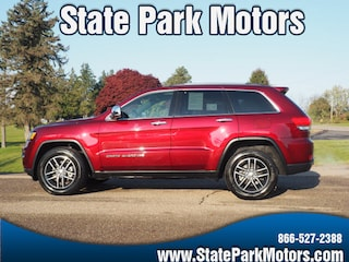 Used cars, trucks, and SUVs 2017 Jeep Grand Cherokee 4X4 Limited SUV 603312 for sale near you in Wintersville, OH