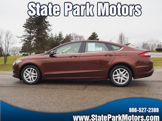 Used cars, trucks, and SUVs 2016 Ford Fusion SE Sedan 256641 for sale near you in Wintersville, OH