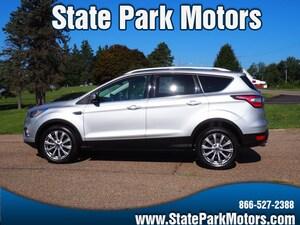 2017 Ford Escape AWD Titanium