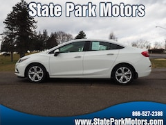 All used cars, trucks, and SUVs 2017 Chevrolet Cruze Premier Auto Sedan for sale near you in Wintersville, OH
