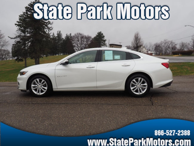 Used 2016 Chevrolet Malibu LT Sedan in Wintersville, OH
