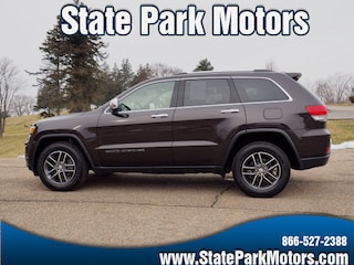 Used cars, trucks, and SUVs 2017 Jeep Grand Cherokee Limited SUV 602107 for sale near you in Wintersville, OH