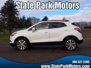 Used cars, trucks, and SUVs 2017 Buick Encore Preferred SUV 011916 for sale near you in Wintersville, OH