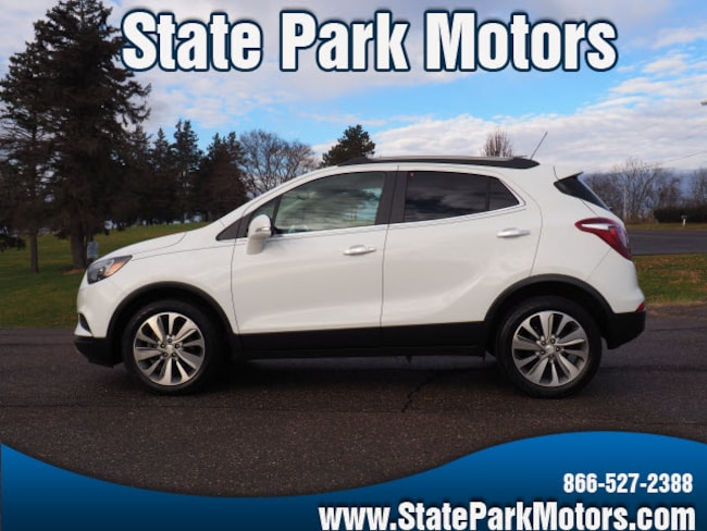 Used 2017 Buick Encore Preferred SUV in Wintersville, OH