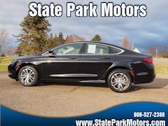 All used cars, trucks, and SUVs 2015 Chrysler 200 Limited Sedan for sale near you in Wintersville, OH