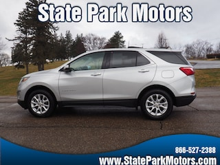 Used cars, trucks, and SUVs 2018 Chevrolet Equinox 4X4 LT SUV 6304541 for sale near you in Wintersville, OH