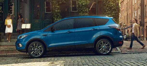 2018 Ford Escape near Lima