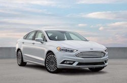 2018 Ford Fusion near Delphos