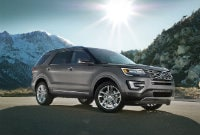 2017 Ford Explorer near Fort Wayne