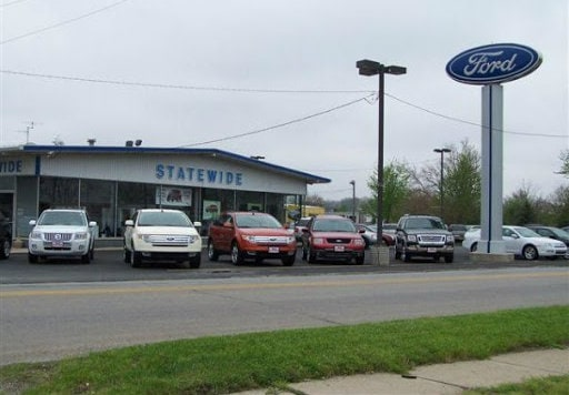 Our Ford dealer serving Lima OH
