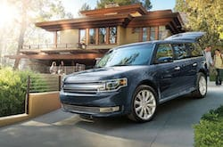 2018 Ford Flex near Delphos