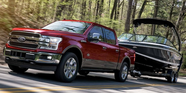 2019 Ford F-150 Capability