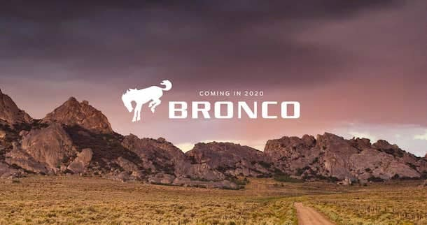 2020 Ford Bronco coming soon to Statewide Ford near Lima