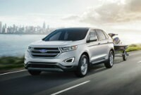 2017 Ford Edge near Fort Wayne