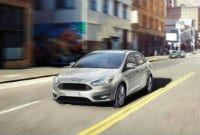 2017 Ford Focus near Lima