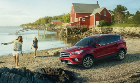 2017 Ford Escape available near Delphos OH