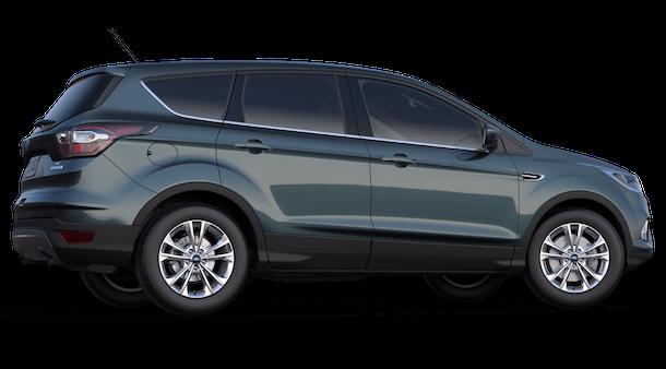 2019 Ford Escape Baltic Sea Green