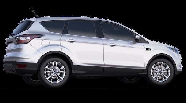 2019 Ford Escape Oxford White