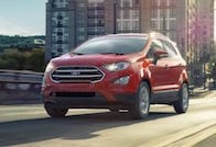 Ford EcoSport maintenance in Van Wert