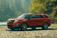 Ford Explorer maintenance in Van Wert