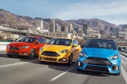 2018 Ford Focus in Van Wert