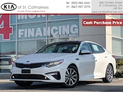 2019 Kia Optima EX Tech | or Available Financing from 0.99%!