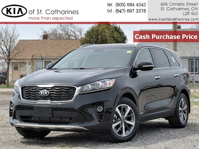 2019 Kia Sorento EX Premium | Available 0% + Bonus