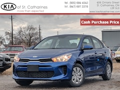 2019 Kia Rio LX+ | Heated Steering | Backup Camera
