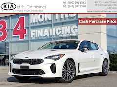 2019 Kia Stinger GT-Line | or Available Financing from 2.99%!