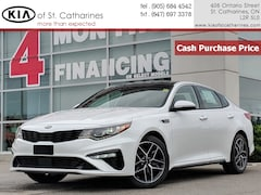 2019 Kia Optima SXL Turbo | EXECUTIVE DEMO