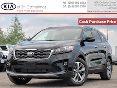 2019 Kia Sorento EX Premium | EXECUTIVE DEMO!