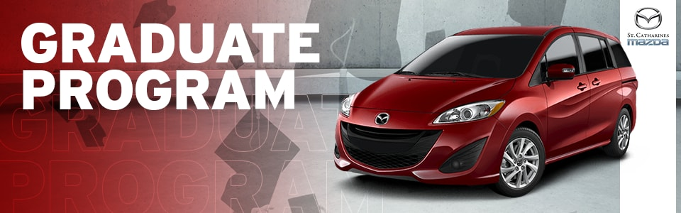ST CATHARINES MAZDA New Mazda Dealership In St Catharines ON - Mazda graduate program