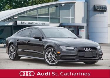 2016 Audi A7 TECHNIK | S LINE | BLACK OPTICS | SPORT SUSPENSION Hatchback