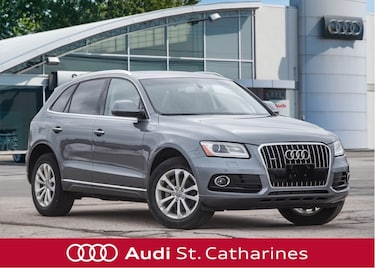 2017 Audi Q5 NAVIGATION! **SOLD PENDING DELIVERY*** SUV