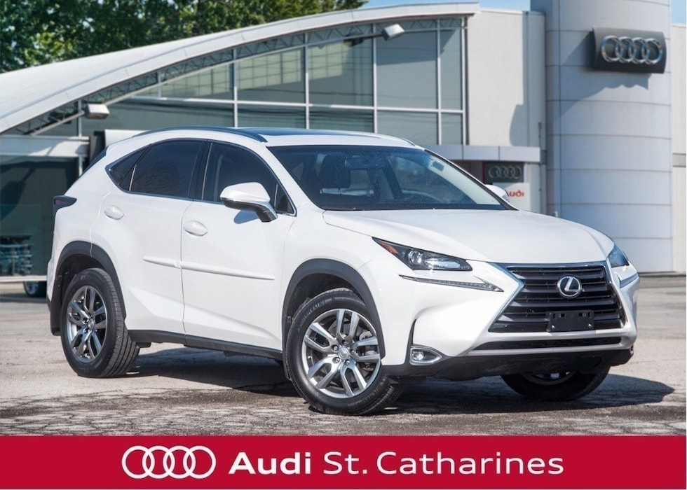 2015 LEXUS NX 200t 1 OWNER - NEW TIRES! SUV