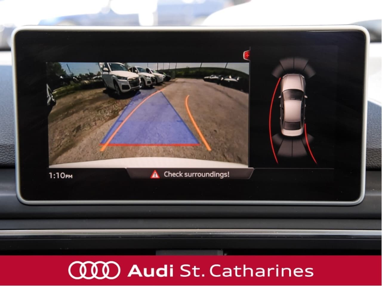 Used 2017 Audi A4 For Sale at Audi St  Catharines   VIN