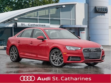 2017 Audi A4 SOLD PENDING DELIVERY!! Sedan