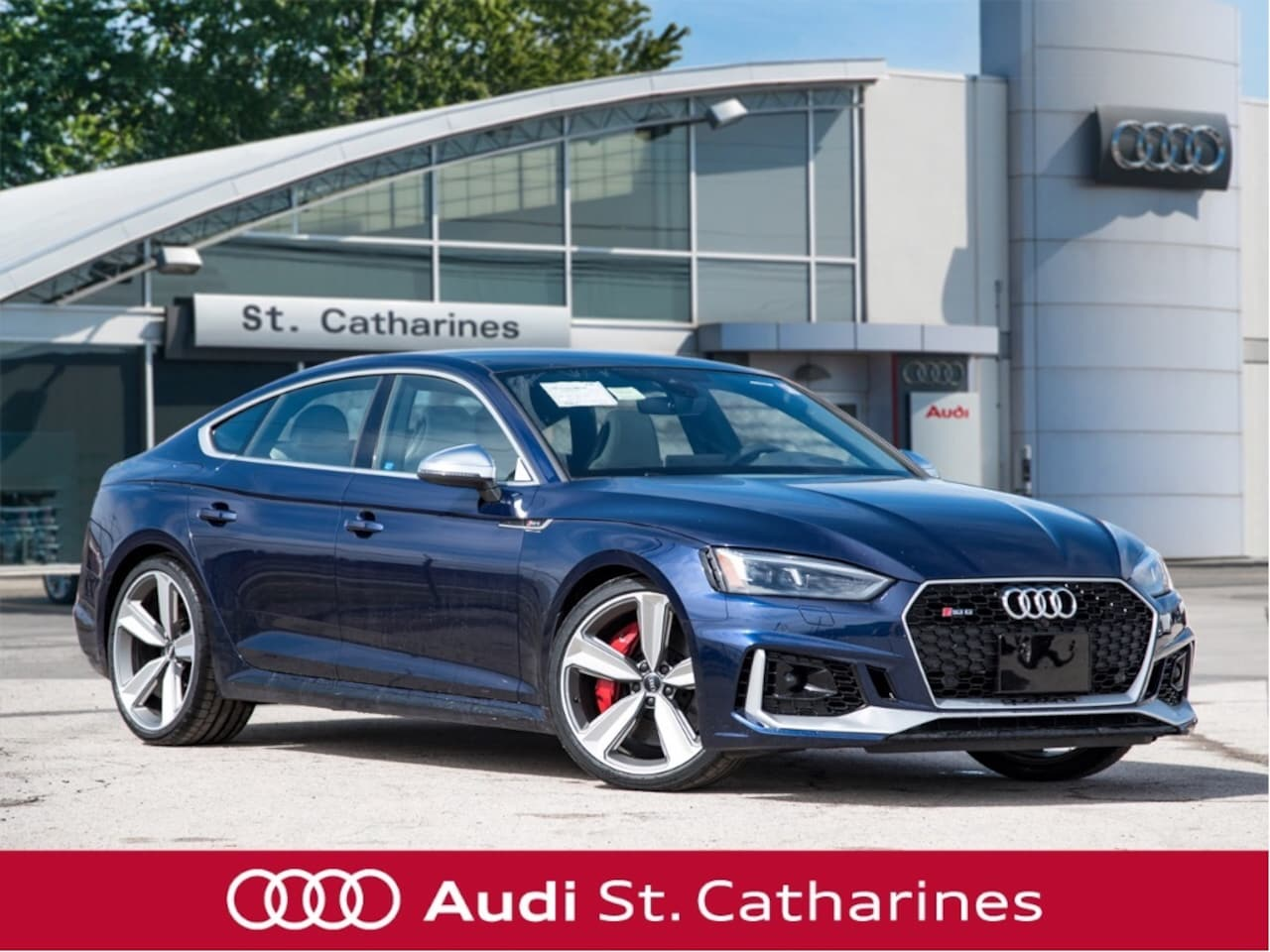 2019 Audi RS 5 Sportback 2.9T Quattro 8sp Tiptronic #Owneverysecond Sportback