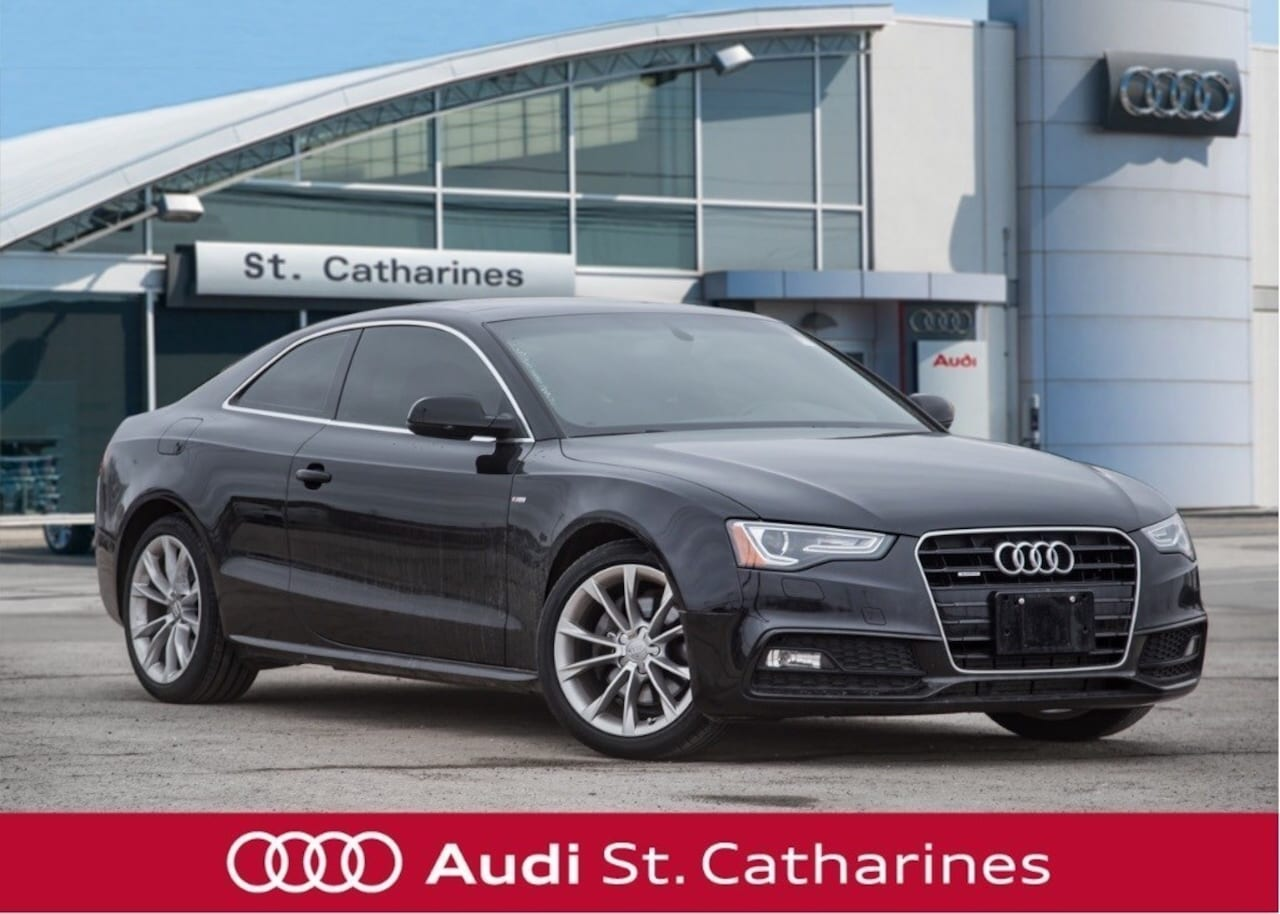 2015 Audi A5 SPORT PACKAGE! Coupe