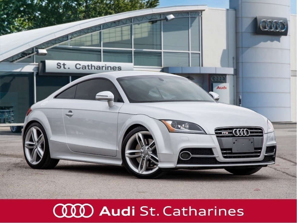 2013 Audi TTS INCREDIBLE CONDITION! Coupe