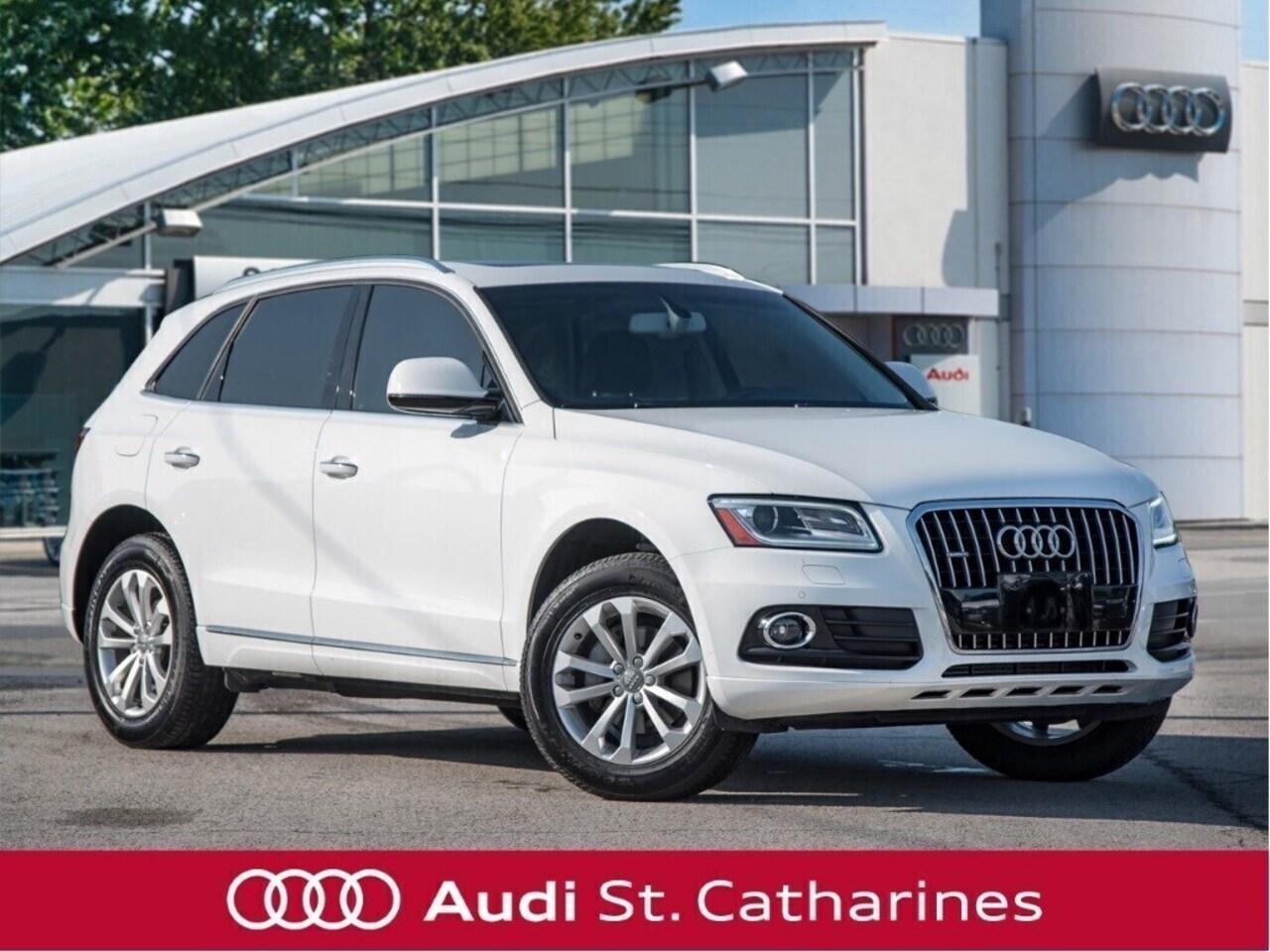 2016 Audi Q5 AUDI CERTIFIED: PLUS! 1 OWNER - NAVI ! SUV