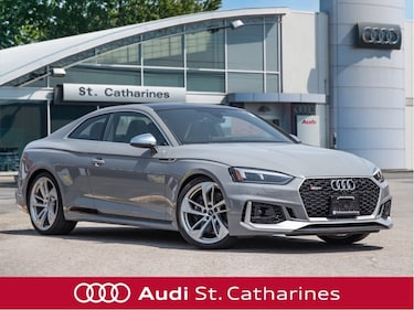 2019 Audi RS 5 Coupe Quattro 8sp Tiptronic #Owneverysecond Coupe