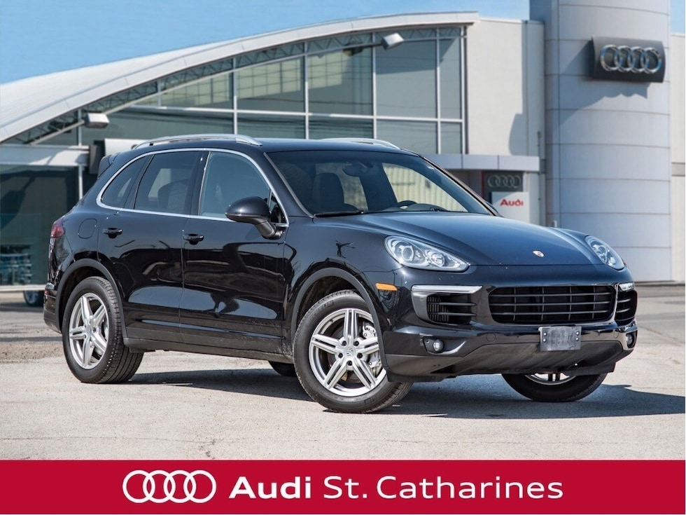 2015 Porsche Cayenne SOLD PENDING DELIVERY!! SUV